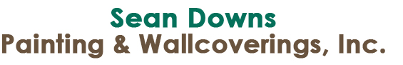 Sean Downs Painting & Wallcoverings, Inc.